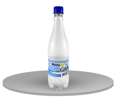 Agua en Botella  Pet por 600 ml
