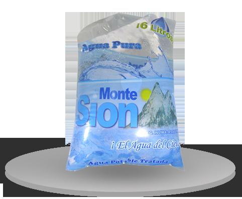 Agua en Bolsa 6LT