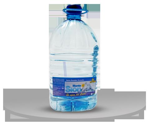 Agua en Garrafa 5LT